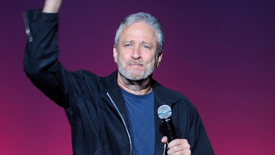 Jon Stewart continues fight in Washington for vets made sick from burn pit exposure