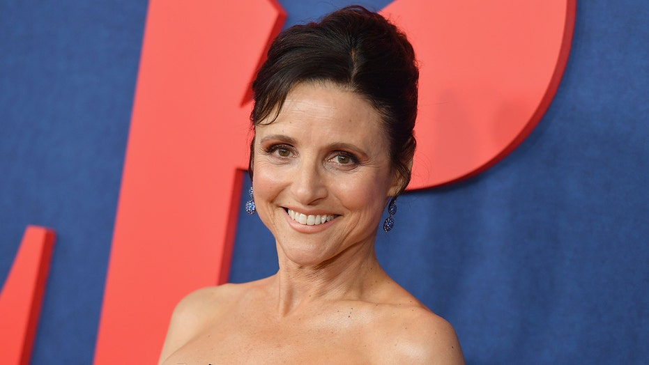 DNC camp, Julia Louis-Dreyfus' writers clashed over Trump jokes at event: report