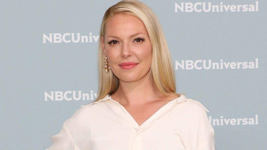 Katherine Heigl reveals what her friends call her: 'No one calls me Katherine'