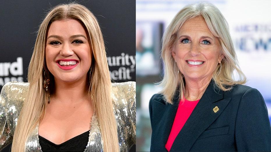 Jill Biden gives Kelly Clarkson advice on healing after a divorce: 'Things will get better'