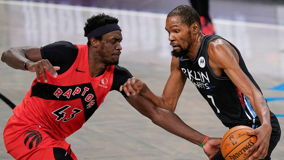 Durant out until Friday for coronavirus protocol reasons