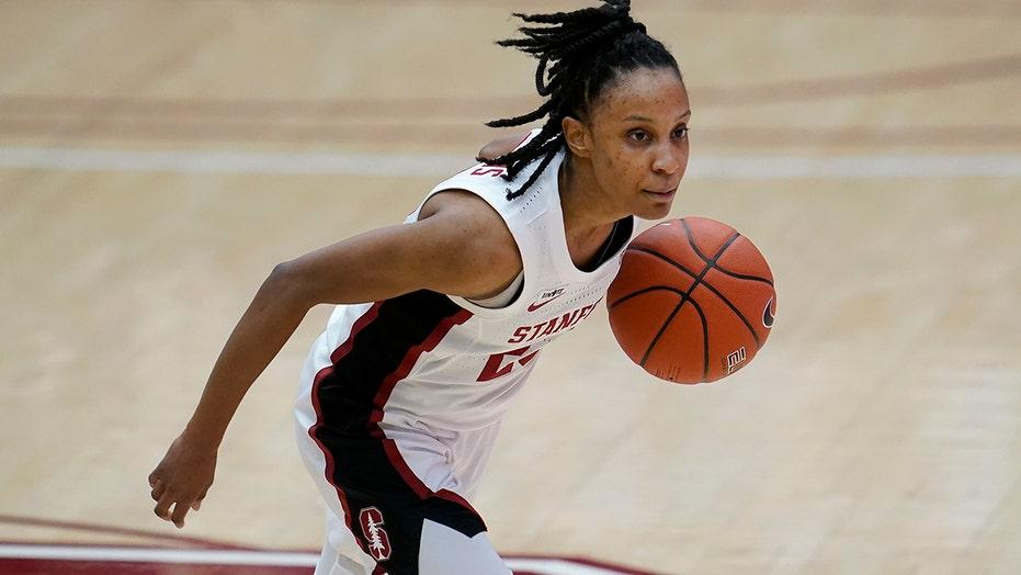 No. 4 Stanford women top No. 9 Arizona, wrap up Pac-12 title