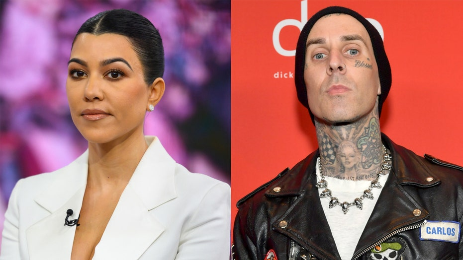 Kourtney Kardashian, Travis Barker seemingly confirm relationship on Instagram