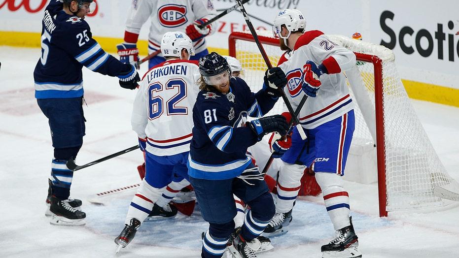 Jets spoil Dominique Ducharme's debut as Montreal's coach