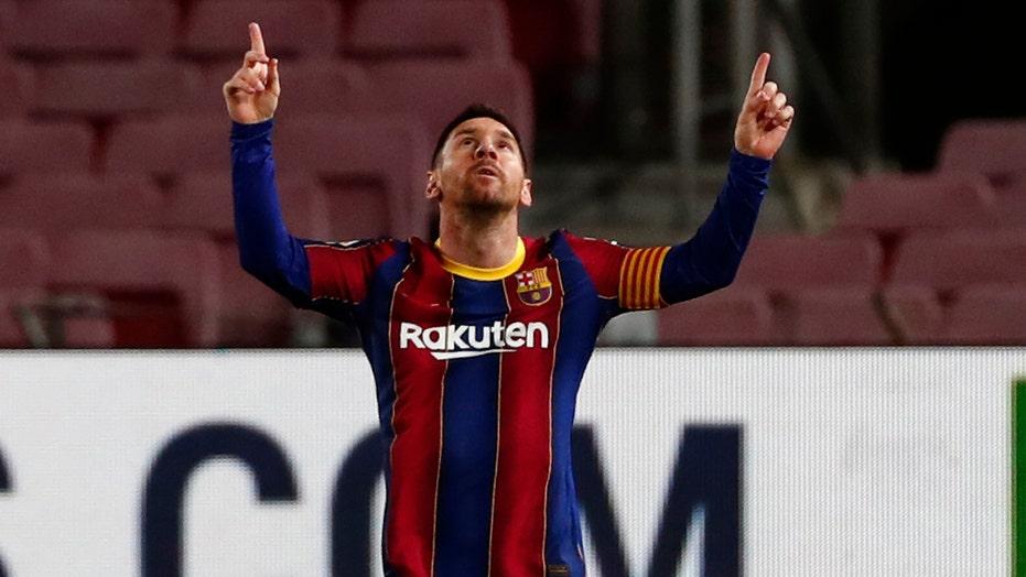Barcelona's turmoil deepens after Messi contract leak