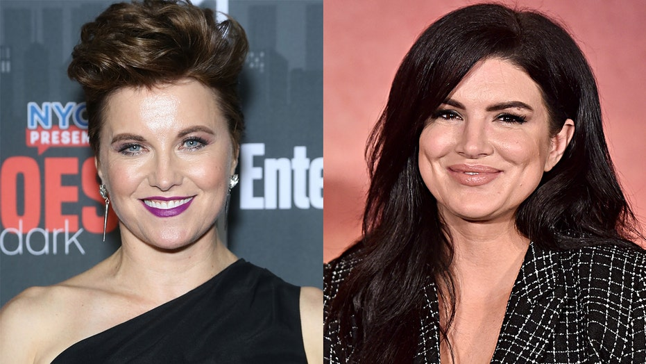 Fans want Gina Carano's 'Mandalorian' character recast with Lucy Lawless
