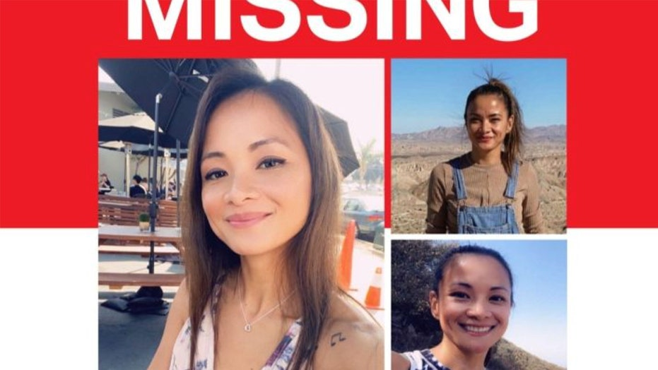 California missing mother's family says husband wasn't acting normal before wife vanished