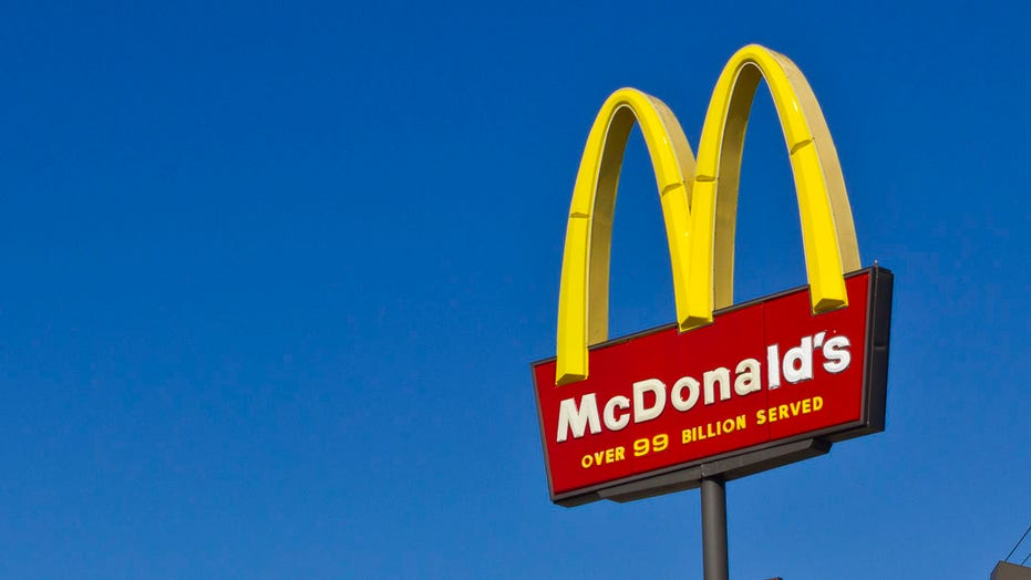 McDonald's offers burger created by Michelin star rated chef overseas