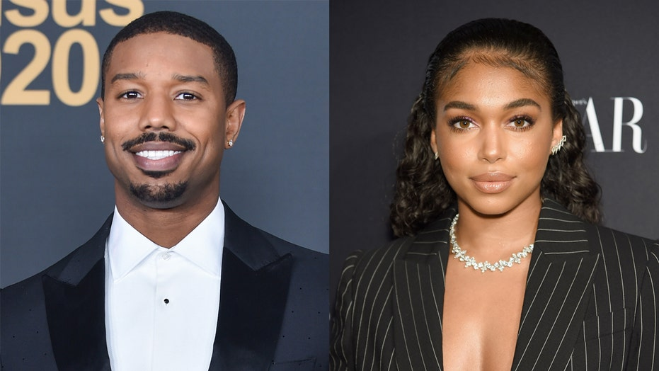 Michael B. Jordan rented out an aquarium for his first Valentine's Day with Lori Harvey