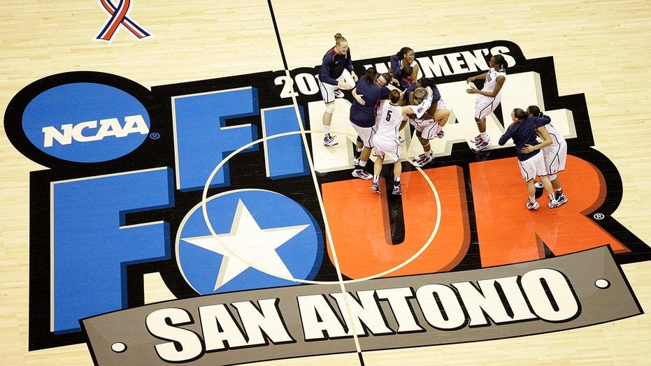 San Antonio area gets entire NCAA women's basketball tourney