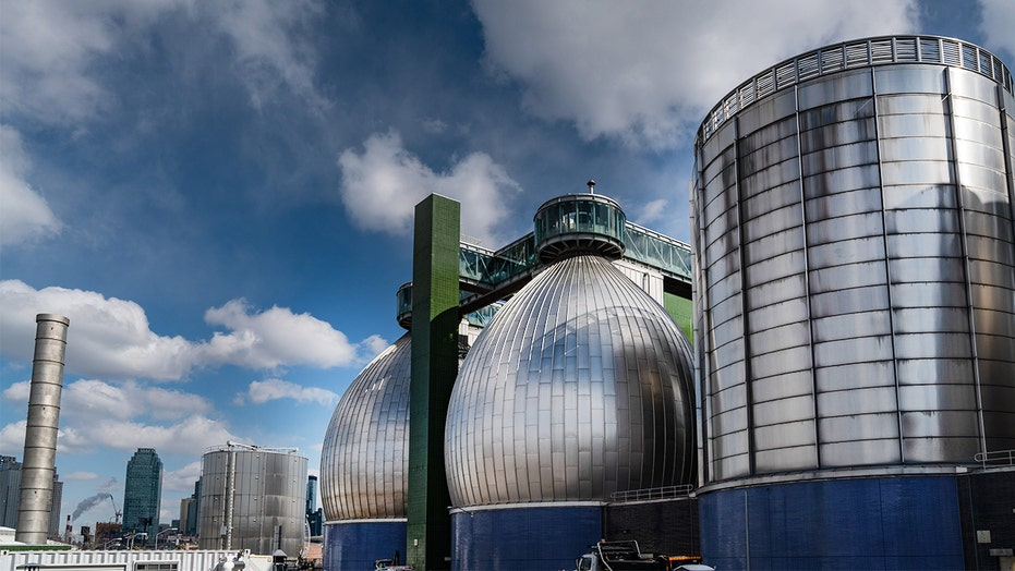 NYC's Valentine's Day sewage plant tour will be virtual this year