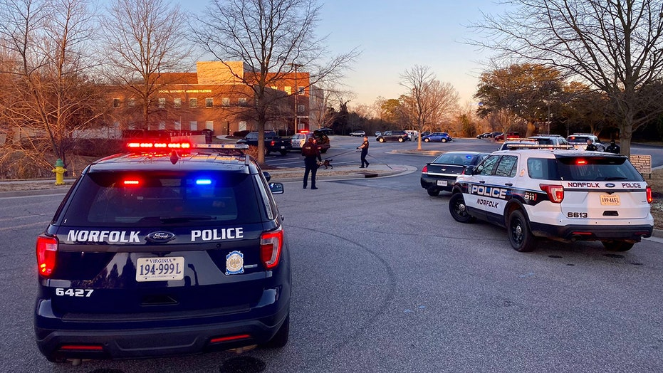 Virginia police, feds investigating after 2 shot at Social Security building: report