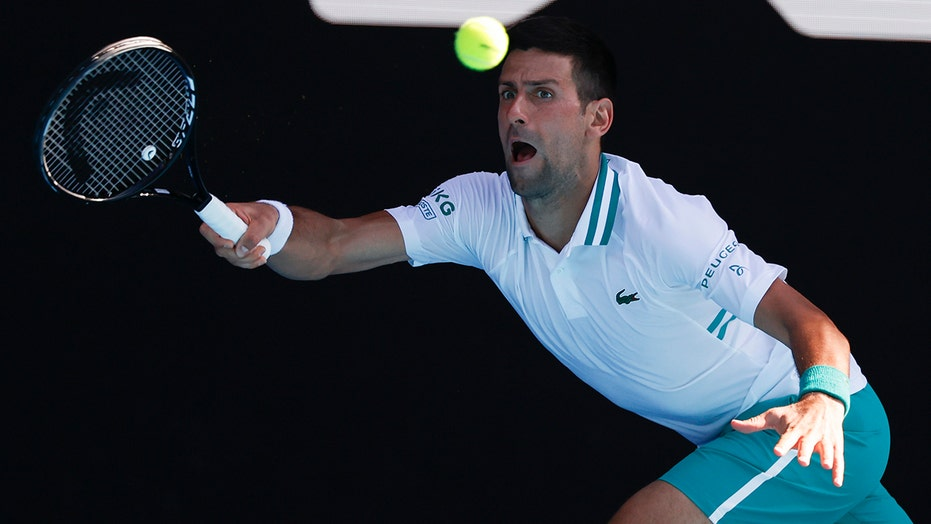 Djokovic holds off Tiafoe, reaches 3rd round in Australia