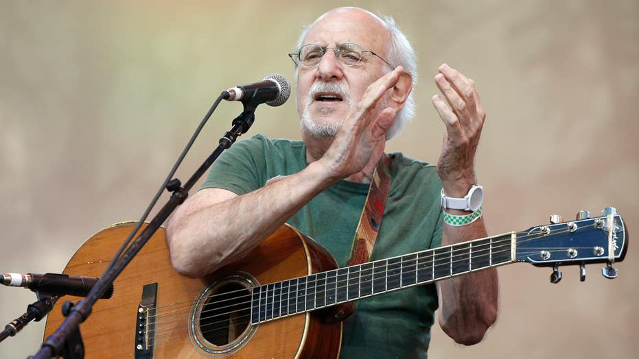 Peter Yarrow of Peter, Paul and Mary accused of raping underage girl in hotel room in 1969