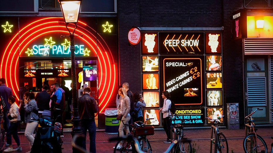 Amsterdam moving red-light district away from city center in effort to 'reset' tourism