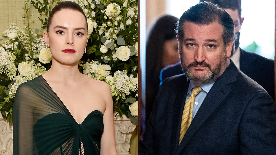 Daisy Ridley disses Ted Cruz's Cancun trip after senator's Rey insult
