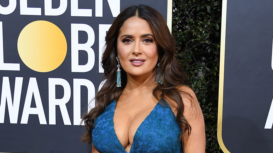 Salma Hayek recalls almost losing 'From Dusk Till Dawn' role over her fear of snakes