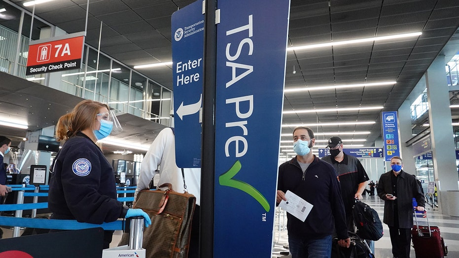 TSA: Travelers who violate mask mandate face fines up to $1,500