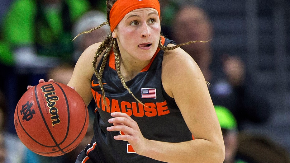 Syracuse's heart: PG, cancer survivor Tiana Mangakahia