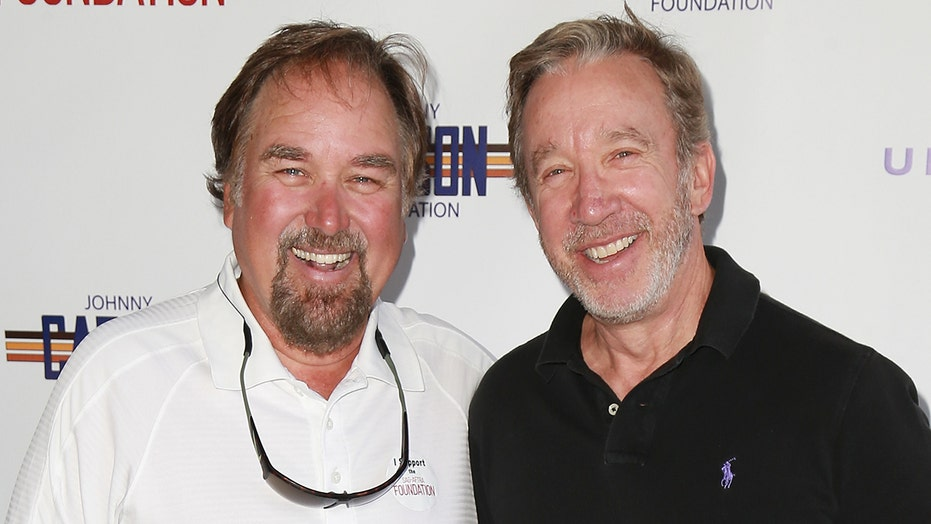 'Home Improvement' stars Tim Allen, Richard Karn on reuniting for new series: A 'live version' of 'Tool Time'