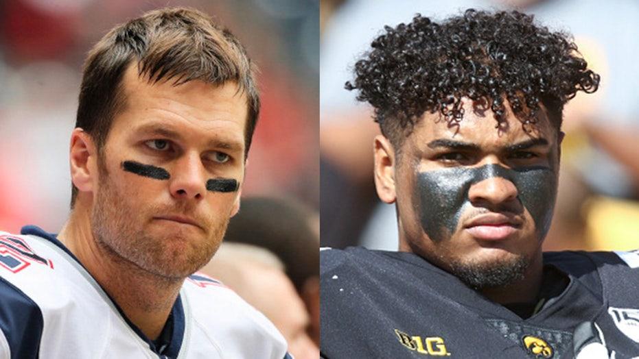 Bucs rookie Tristan Wirfs recalls dread of missing Tom Brady message on draft night