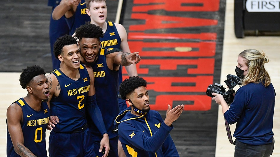 No. 14 West Virginia sweeps No. 7 Texas Tech with 82-71 win