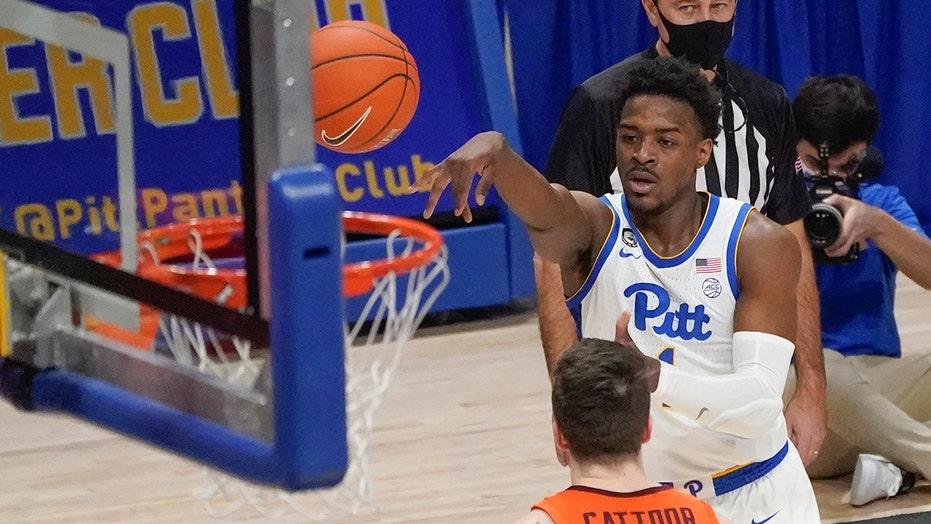 Johnson ends slump, Pitt tops No. 16 Virginia Tech 83-72