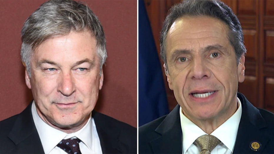 Alec Baldwin says Cuomo 'should resign' if he threatened Dem. lawmaker Ron Kim