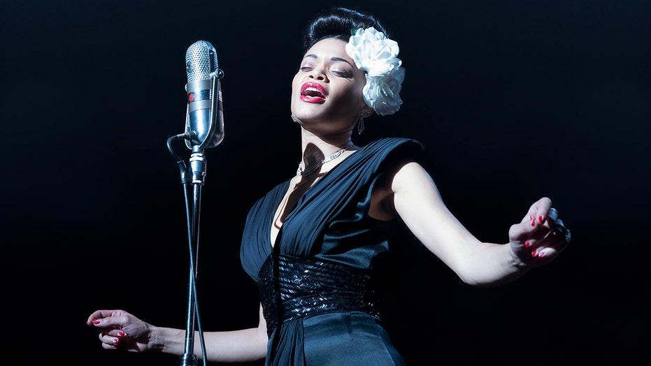 Andra Day stars in Hulu bio-drama 'The United States vs. Billie Holiday'
