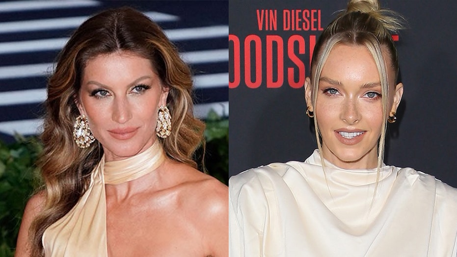 Tom Brady, Rob Gronkowski's significant others Gisele Bündchen, Camille Kostek spoof their 'Bad Boys' video