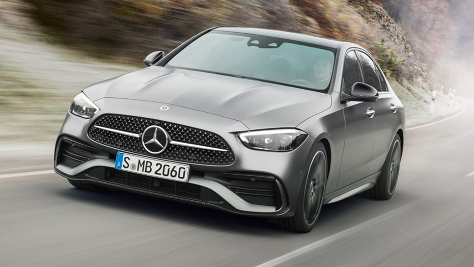 The 2022 Mercedes-Benz C 300 is the brand's new 'baby'