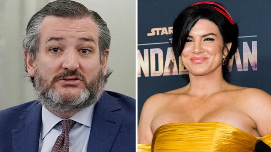 Sen. Ted Cruz defends Gina Carano after 'Mandalorian' firing, mocks Disney