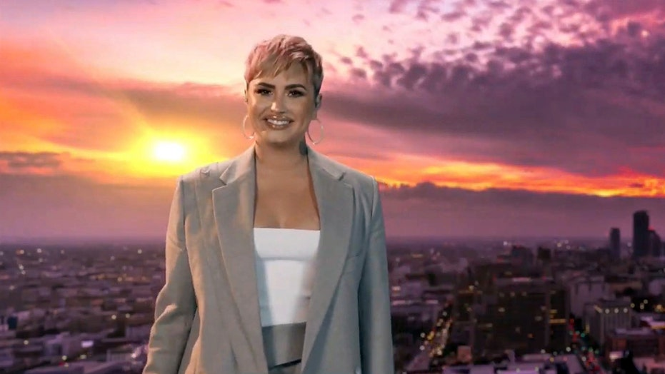 Demi Lovato says she cut her hair because she 'used to hide behind' it
