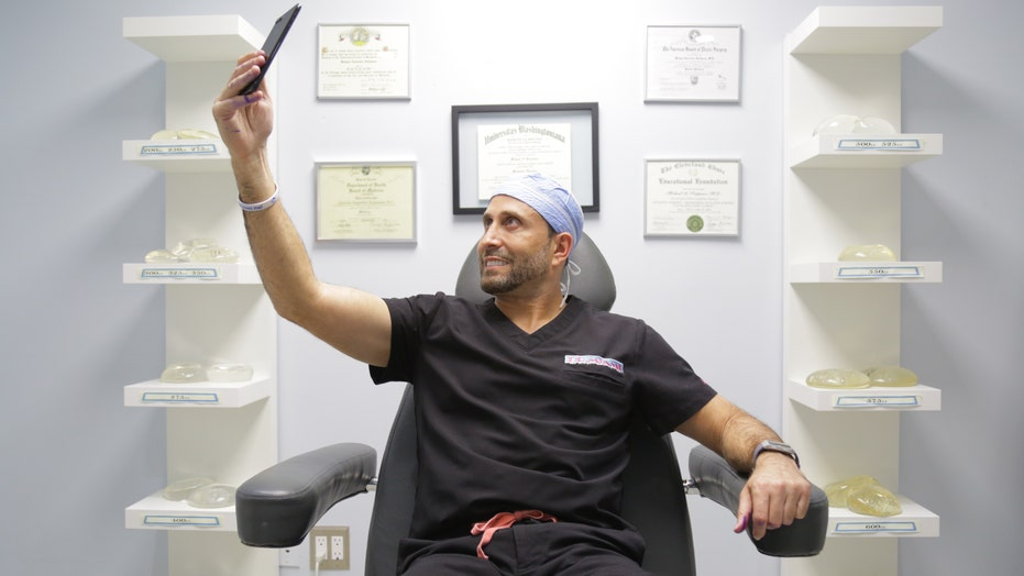 Dr. Miami, aka plastic surgeon Michael Salzhauer, fine with being controversial: 'Not everybody's cup of tea'