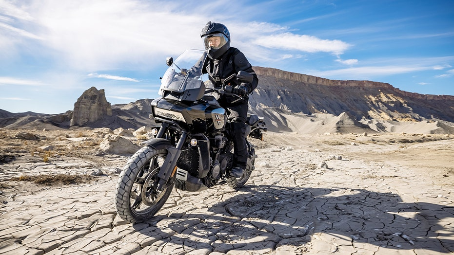 2020 Harley-Davidson LiveWire test ride