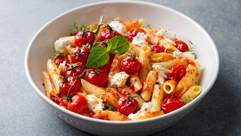 Why TikTok users are going crazy for baked feta pasta