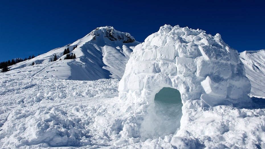 Boy, 7, killed in Switzerland after igloo he built collapses
