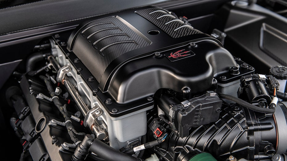 The most powerful American V8 engines