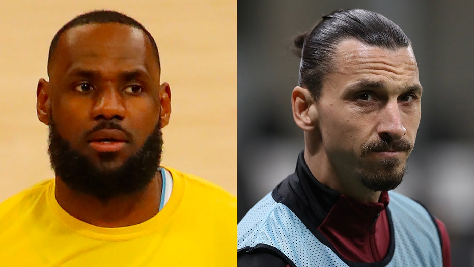 LeBron James Hits Back at Zlatan Ibrahimovic, Says 'I Would Never Shut Up About Things That are Wrong' After Soccer Star said 'Just Do What you Do Best'