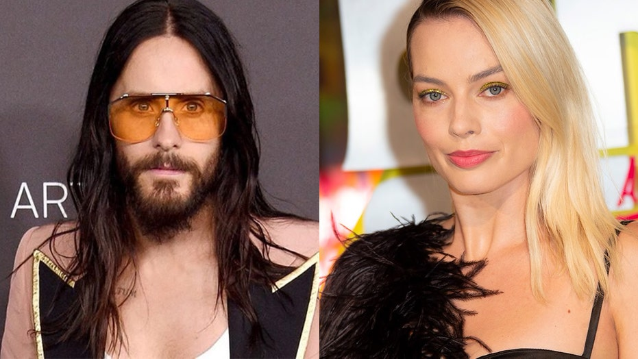 Jared Leto denies giving 'Suicide Squad' co-star Margot Robbie dead rat: 'That's not true'