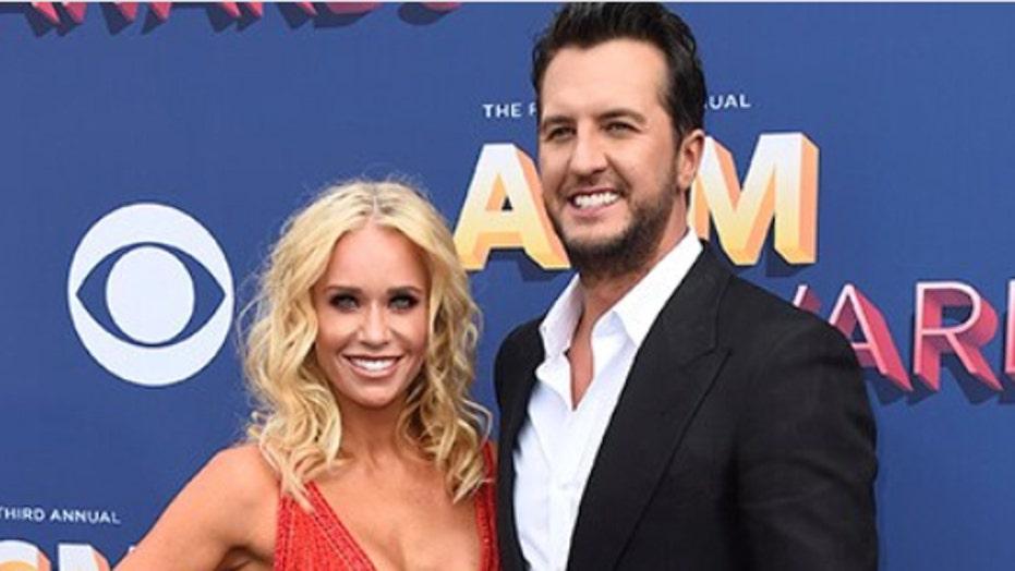 Luke Bryan insists 'communication is key' in 14-year-long marriage to wife Caroline