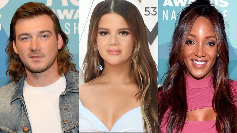 Morgan Wallen slammed by Maren Morris, Mickey Guyton and more country stars after singer uses racial slur