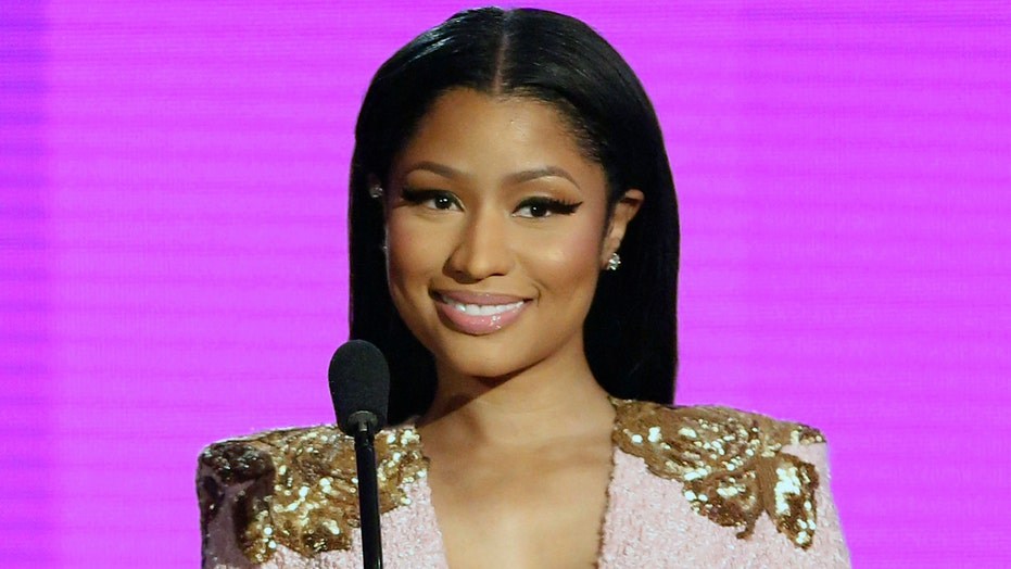 Driver arrested in alleged hit-and-run death of rapper Nicki Minaj's father