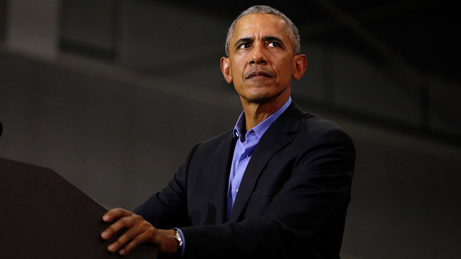 New book claims Obama was a 'parasite' who sucked the Democratic Party dry to get reelected