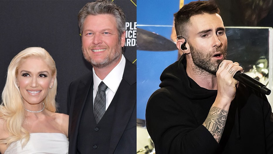 Blake Shelton wants Adam Levine to perform at his and Gwen Stefani's wedding: 'I want it to cost him'