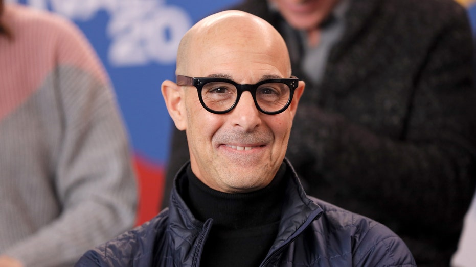 Stanley Tucci says his late wife met his current one at a movie premiere before she passed: 'So odd'