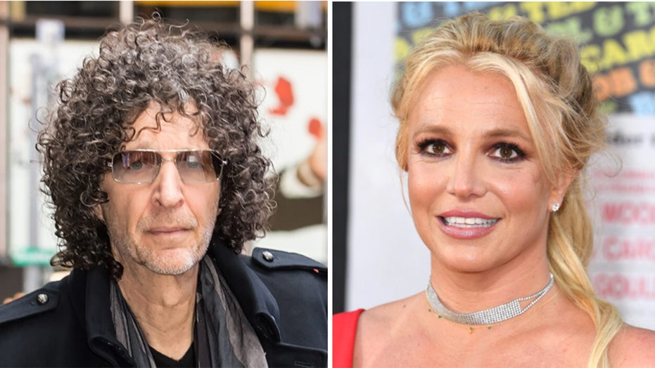 Howard Stern supports Britney Spears, #FreeBritney movement after years of mocking pop star
