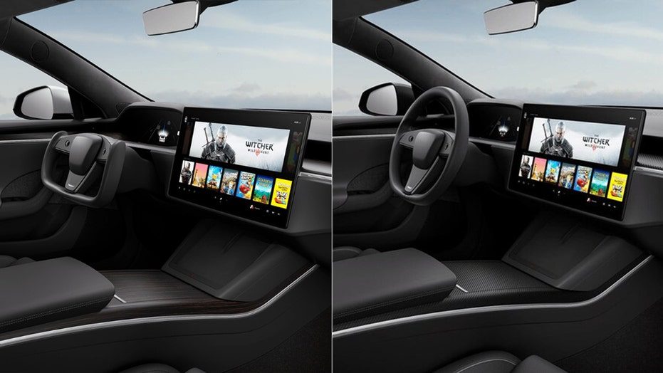 Spin? Tesla website hid normal steering wheel option to bizarre yoke