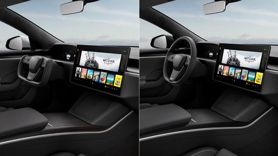 Spin? Tesla website hid normal steering wheel option to bizarre yoke