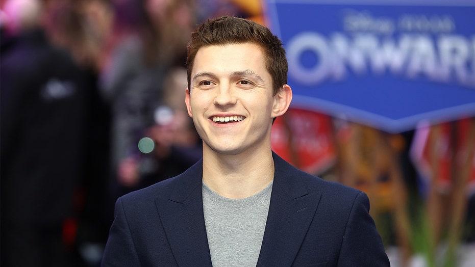 Tom Holland reveals upcoming 'Spider-Man' title after trolling fans online